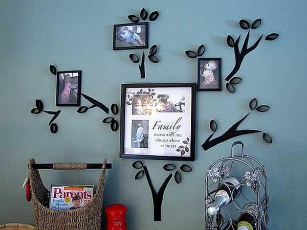 homemade-wall-decoration