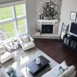 Living Room Inspiration Corner Fireplace Designs