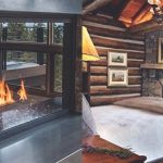 Top Best Corner Fireplace Designs