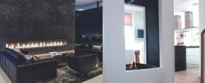 Top best modern fireplace design ideas 290x118