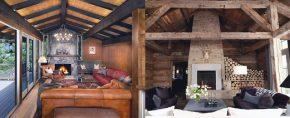 Top best stone fireplace design ideas 290x118