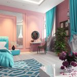 Curtains For Pink Walls