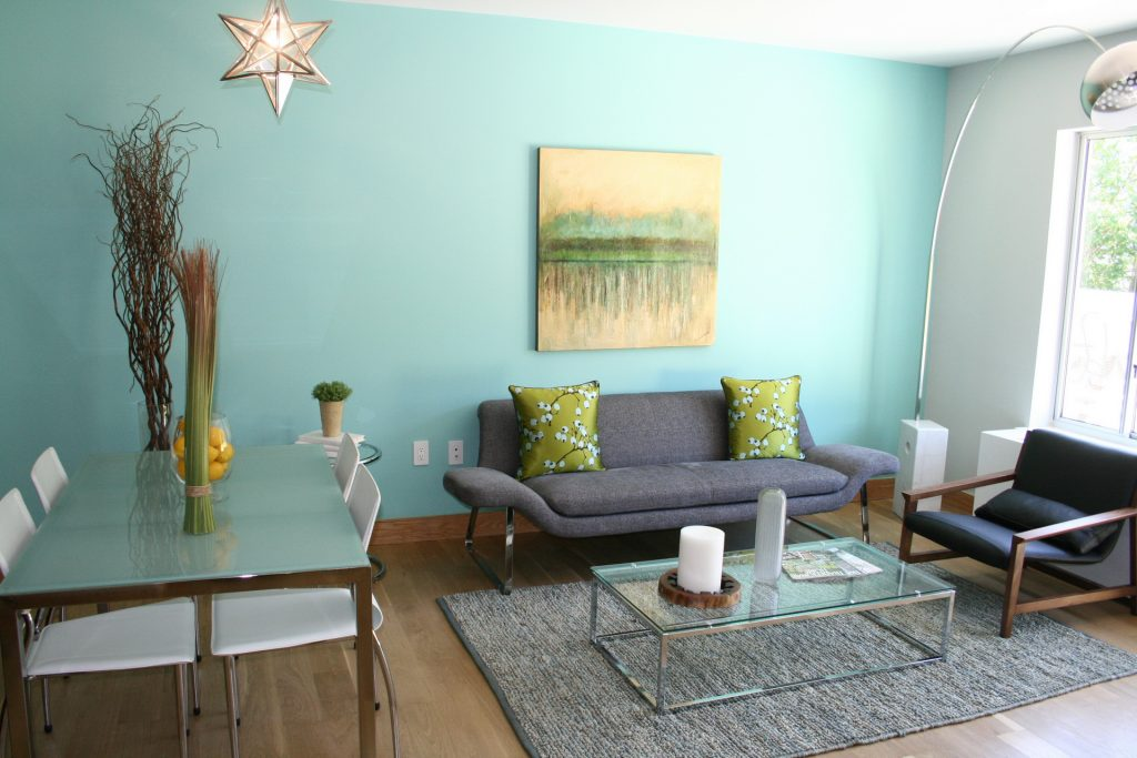 turquoise in your home